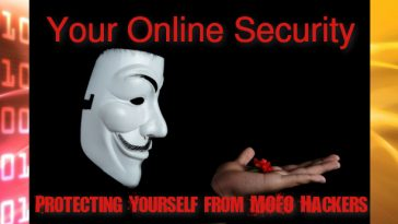 online security and password protection